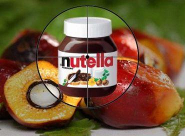 Publicité Nutella attention à la désinformation