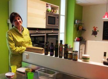 Nutristudio les ateliers de cuisine Bio