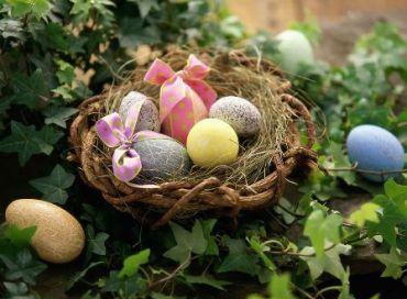 Des oeufs de Pâques équitables
