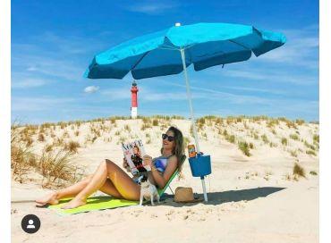 Para'vols : Parasol de plage malin et ingénieux