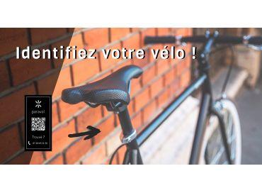 Paravol, pour ne plus se faire voler son vélo