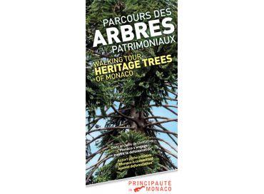 Nouveau parcours des arbres patrimoniaux de Monaco