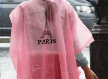 Paris sous la pluie mais Paris quand même
