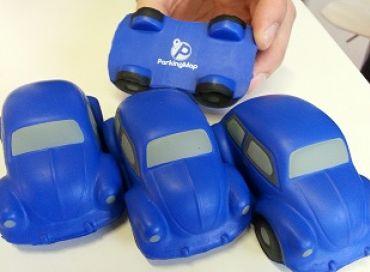 La mobilité intelligente avec Parking Map