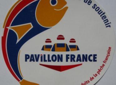 La France a son pavillon