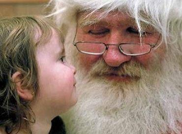 Le père Noël est-il gentil ?