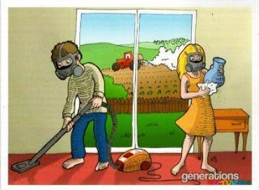 Enquête sur les pesticides avec Générations Futures