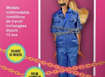 Une Barbie pour Noël? Pas sûr
