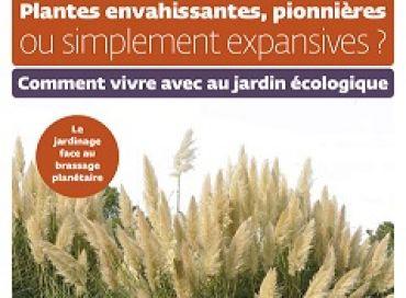 Plantes envahissantes, pionnières ou simplement expansives ?
