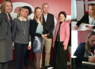 Le prix Version  Fémina revient à Delphine Coulin