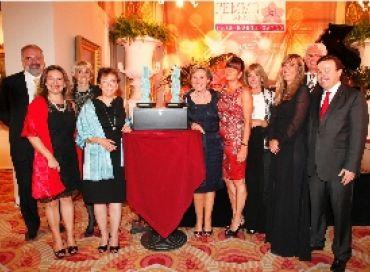 Prix Monte-Carlo femme de l'année 2012