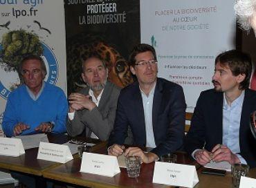 A la reconquête de la biodiversité : le projet de loi est une opportunité à saisir !
