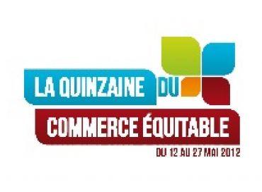 12ème Quinzaine du Commerce Equitable du 12 au 27 mai