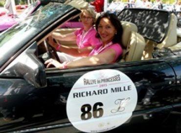 16ème Rallye des Princesses : pour le fair-play et la courtoisie