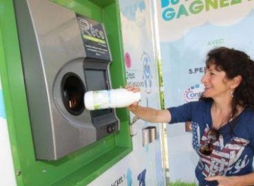 Réco France l'éco-geste récompensé