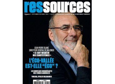 Le magazine Ressources : libre, indépendant et exigeant mais toujours positif !