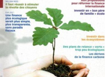 La revue durable à l'assemblée nationale
