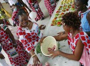 Cocovico : une coopérative de femmes à Abidjan