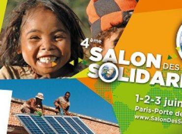 Reportage au Salon des Solidarités 2012
