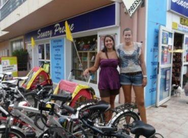 Sanary sur Mer et ses vélos électriques