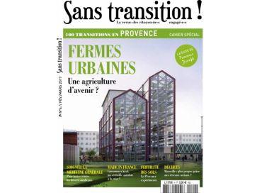 A la découverte des fermes urbaines avec le magazine