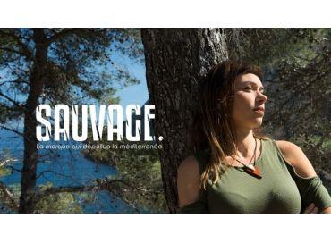 Sauvage, une marque de bijoux qui dépollue la Méditerranée