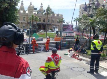 Le Grand Prix vu de l'autre côté des barrières