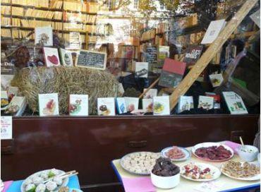 Coup de coeur pour la librairie l'Attrape-coeur à Paris !