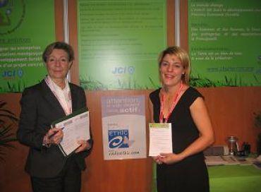 Radio Ethic signe la charte RSE de la Jeune Chambre Economique de Monaco