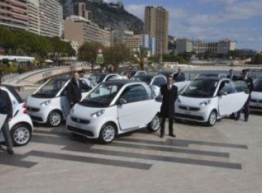 Smart et Monaco renouvellent leurs voeux