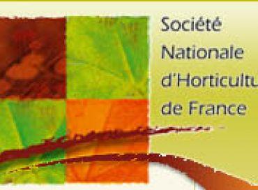 La Société Nationale d'Horticulture de France