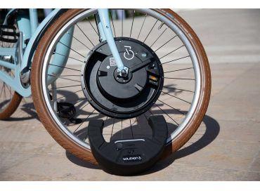Electrifiez votre vélo avec la roue Solexon