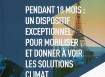 J-500 avant l'ouverture de la 21ème conférence sur le climat