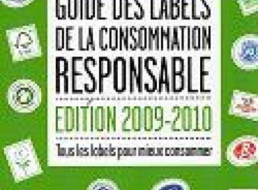 Le Guide des labels de la consommation responsable est sorti en librairie