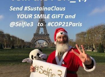 Sustaina Claus : un Père Noël durable et engagé !