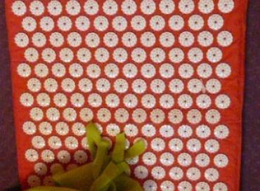Un tapis de fleurs pour votre dos