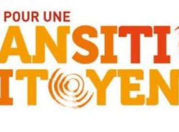 Vers une transition citoyenne