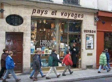 Librairie Ulysse à Paris : l'antre du voyage