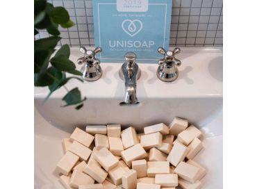 Recycler le savon des hôtels à des fins humanitaires avec Unisoap