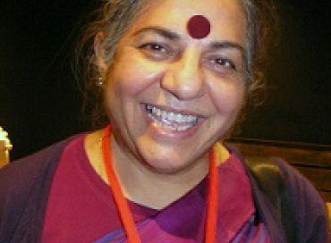 Vandana Shiva : L'agriculture absente des négociations de la COP 21
