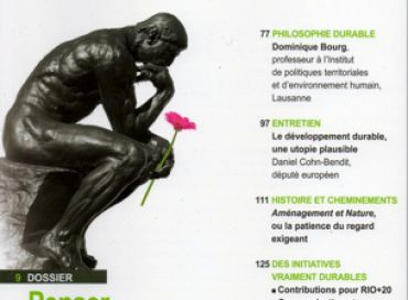 Penser le développement durable