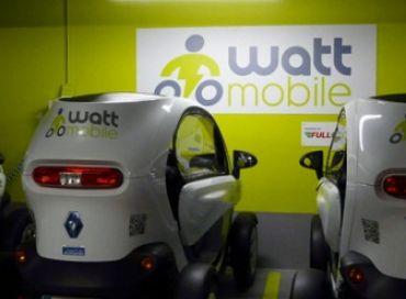 Wattmobile, un service d'éco-mobilité inédit